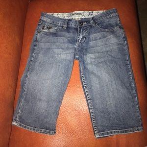 YMi ya wanna better butt 7 Bermuda shorts jeans
